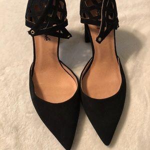 Free People lace up heels missing lace size 40